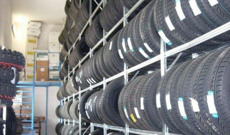 Praktické a efektivní uskladnění pneumatik
