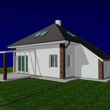 Projekty rodinných domů na klíč