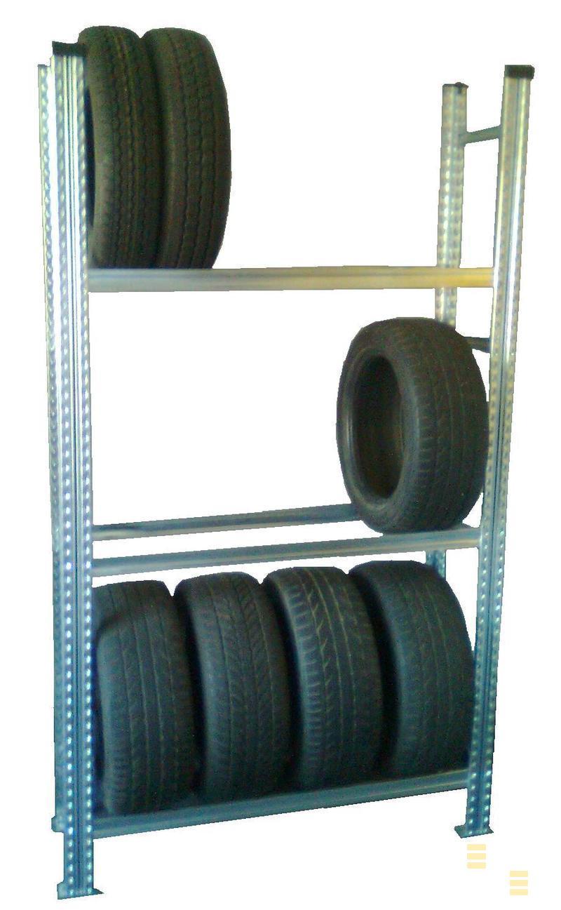 Efektivní skladování pneumatik po přezutí