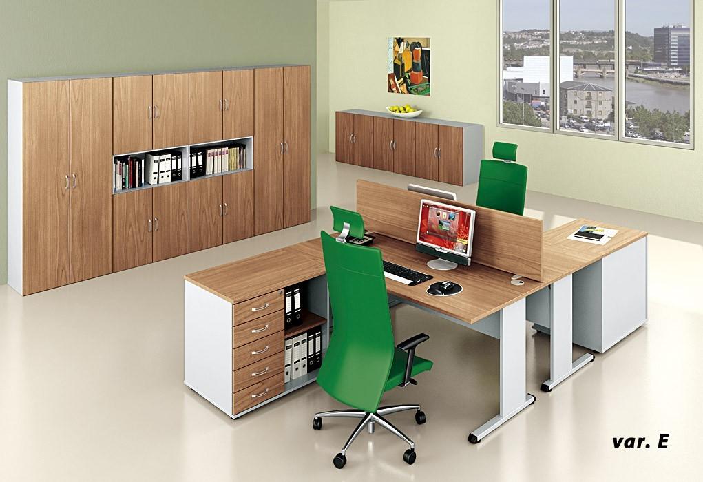 Kancelářský nábytek aneb 10 pravidel správného sezení
