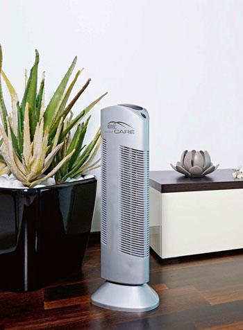 Čistička vzduchu pro lepší životní prostředí