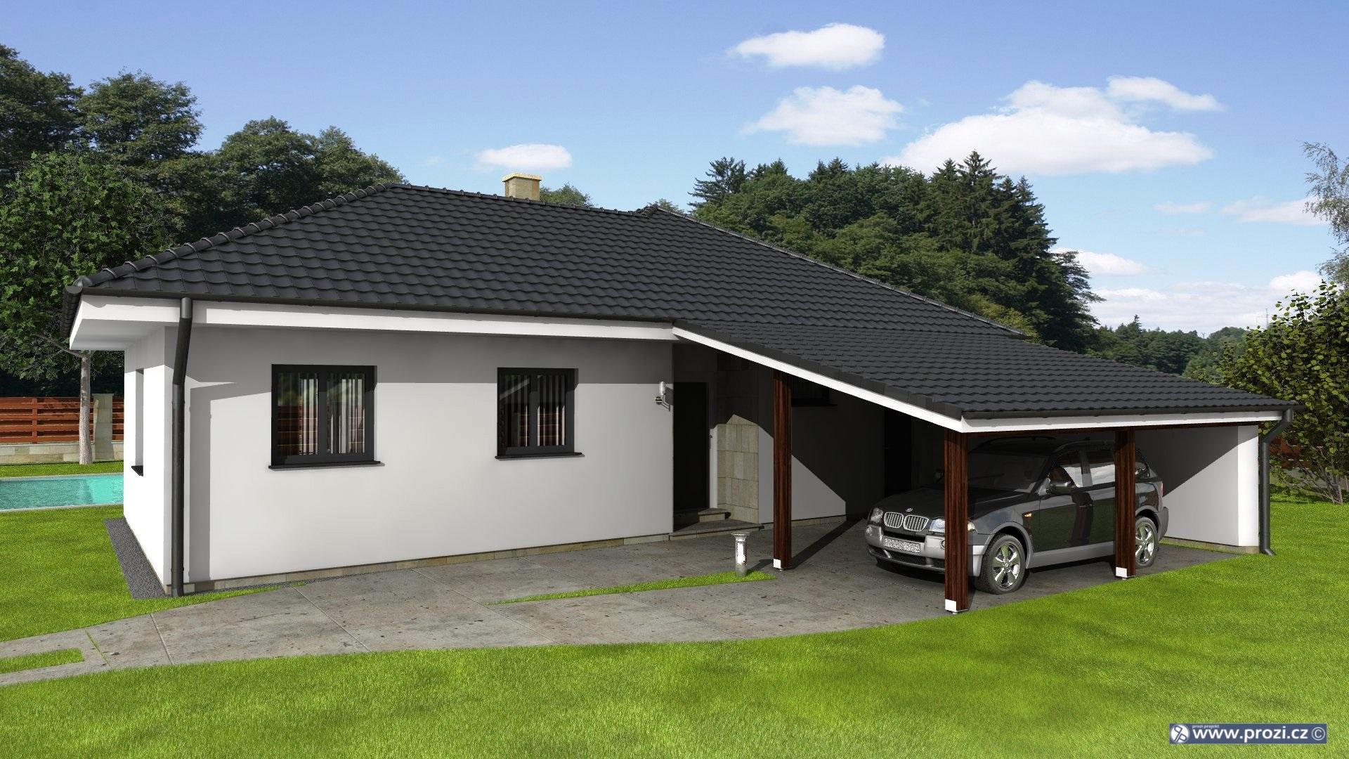 Zajímavé projekty rodinných domů