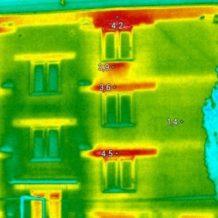 Měření termokamerou prozradí mnohé o vaší nemovitosti