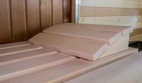 Blahodárná finská sauna
