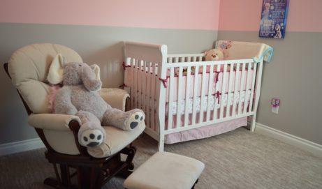 Dětské pokoje zařízené z masivu