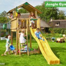 Dětská zahradní hřiště Jungle Gym