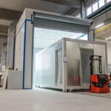 Kontejnery jsou všestranným modulárním produktem