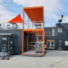 Obytné kontejnery nabízí plnohodnotné zázemí